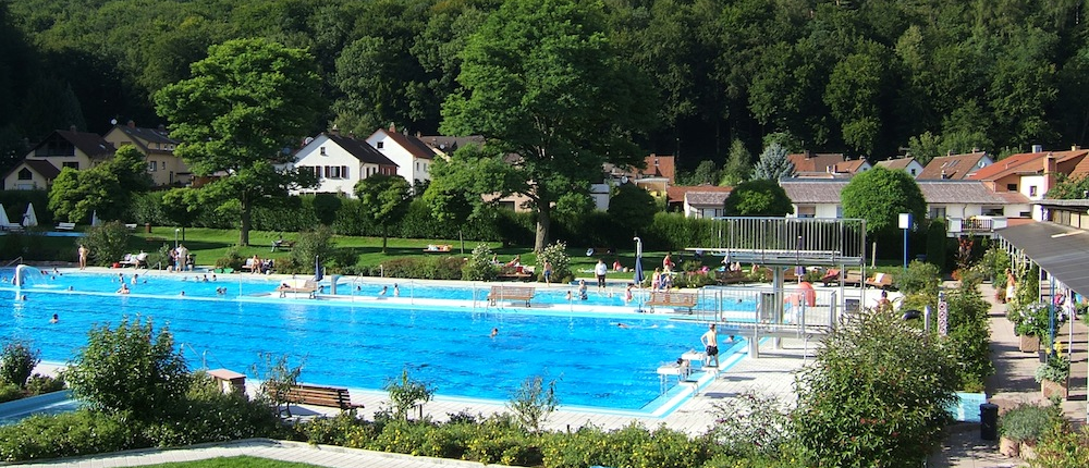 Schwimmbad Bammental